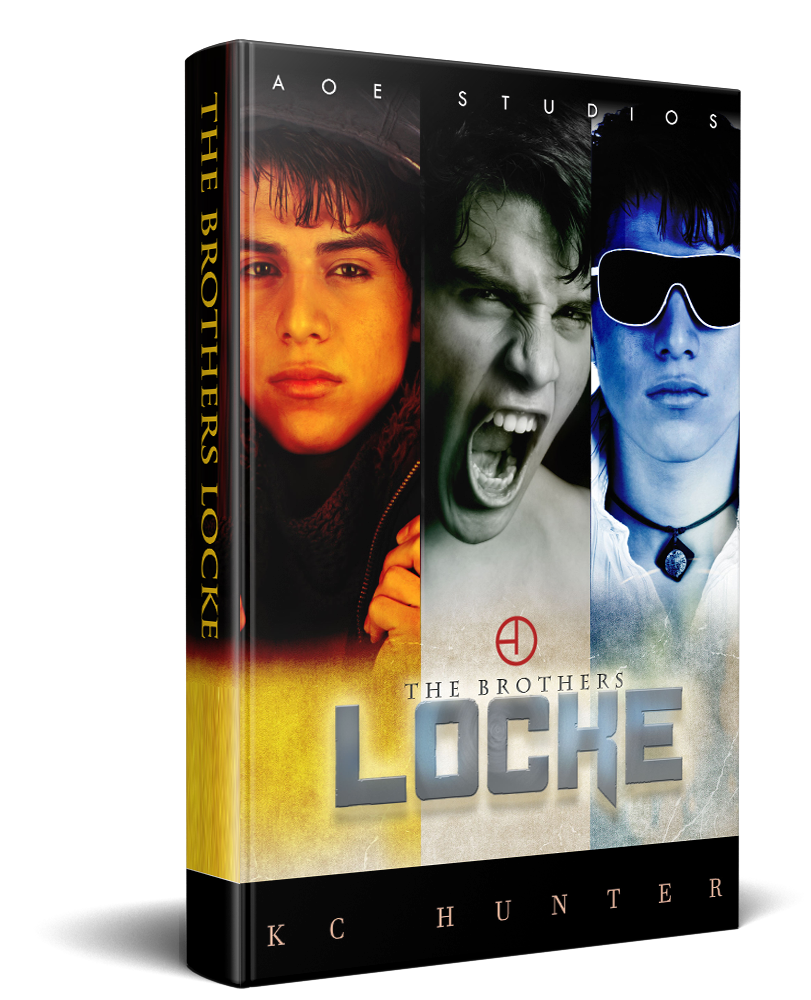 The Brothers Locke Eight Episode eBook Series