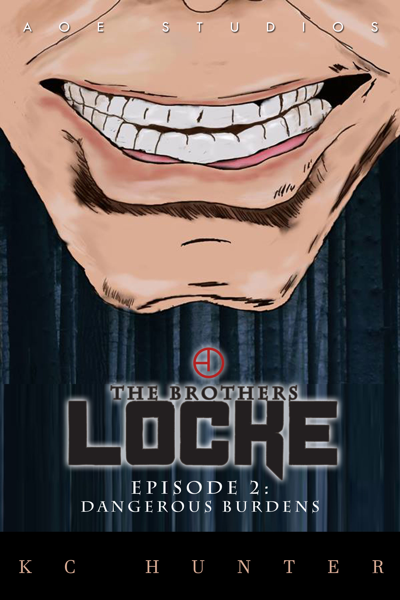 The Brothers Locke Episode 2 Book Cover Image