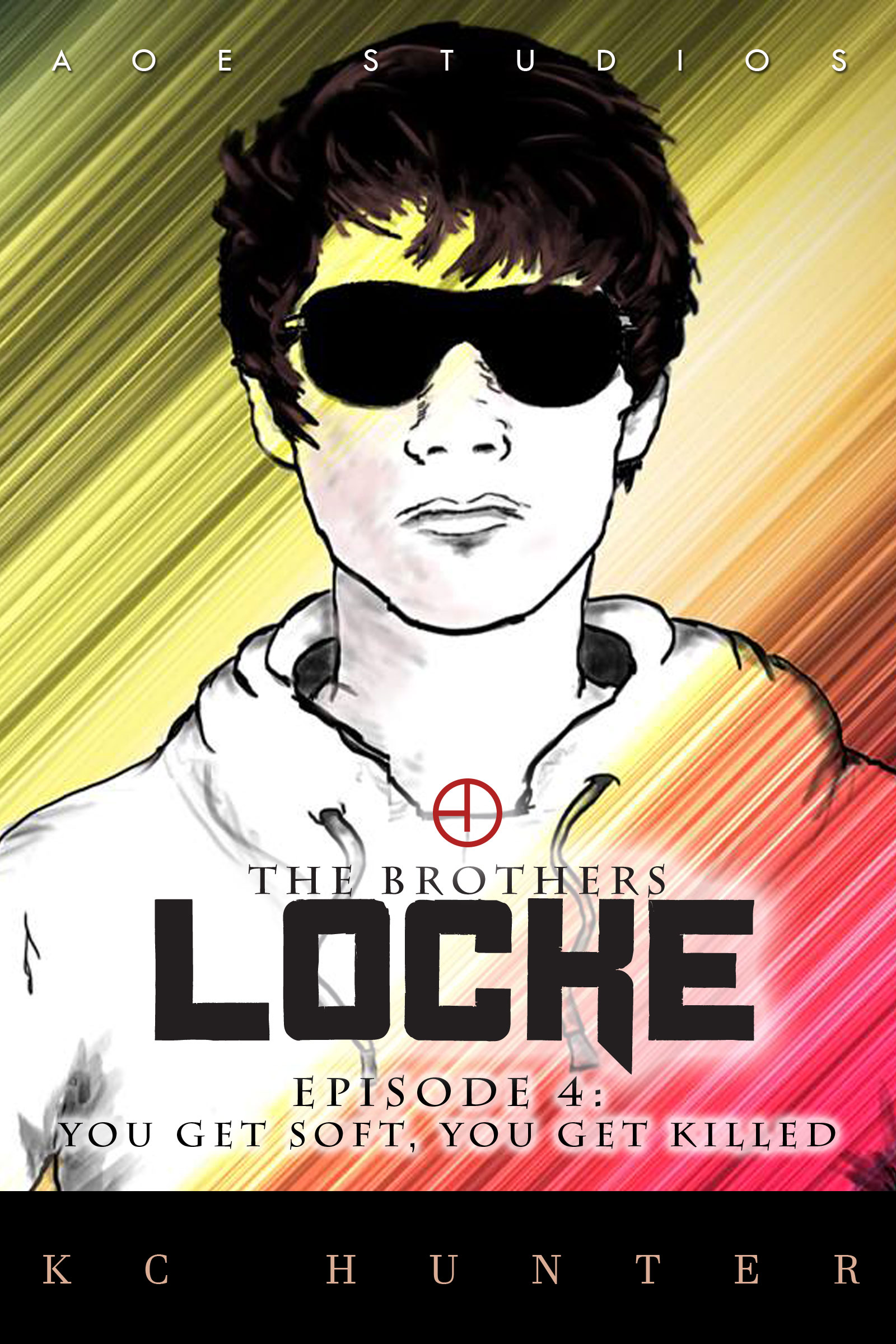 The Brothers Locke Episode 4 Book Cover Image