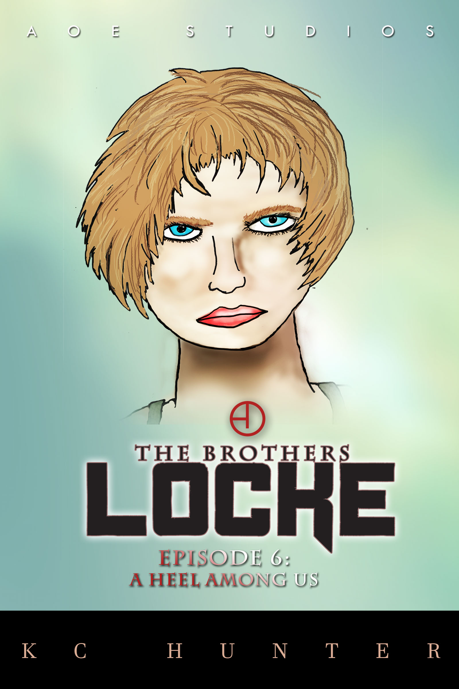 The Brothers Locke Episode 6 Book Cover Image