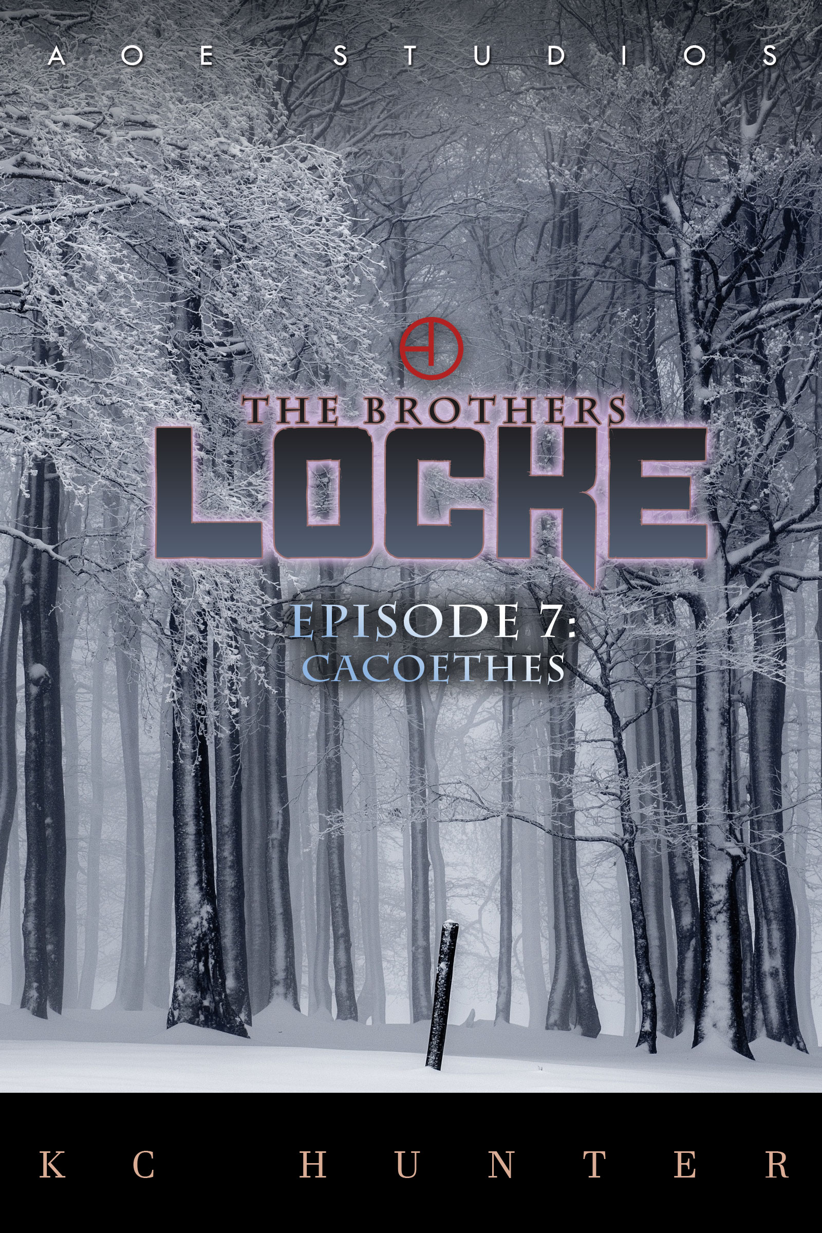 The Brothers Locke Episode 7 Book Cover Image