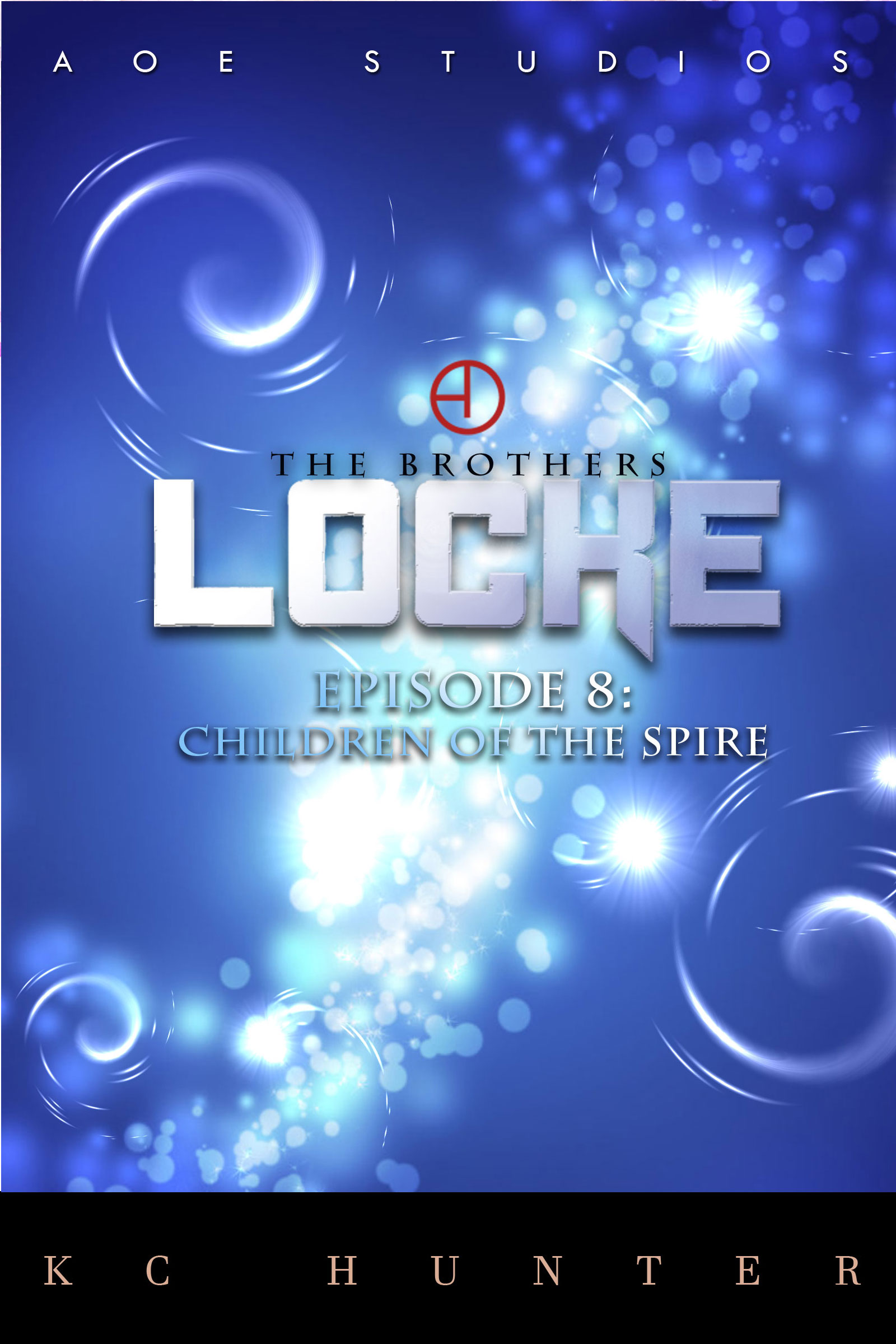 The Brothers Locke Episode 8 Book Cover Image