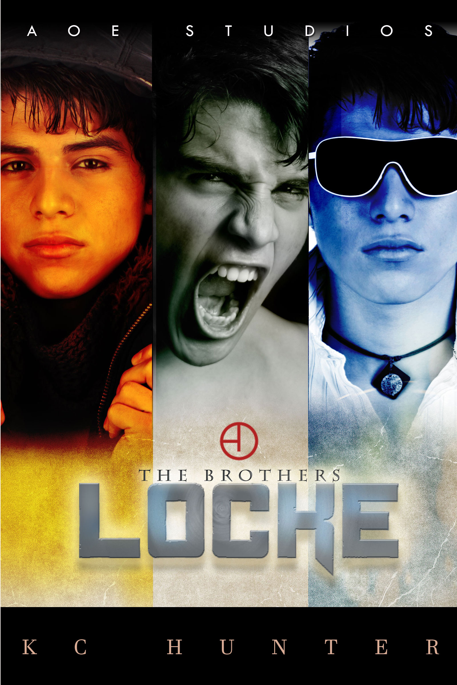 The Brothers Locke Series Book Cover Image