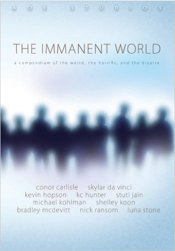 The Immanent World Book Cover Image